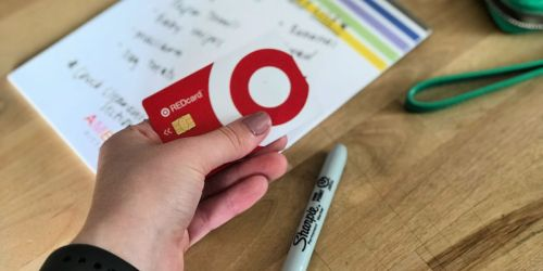 Sign Up for Target REDcard & Score $50 Off $150 Target Purchase Coupon