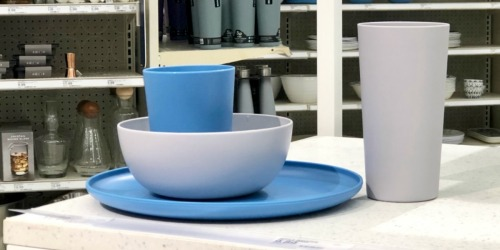 Room Essential Dinnerware Only 79¢ at Target (In-Store & Online)