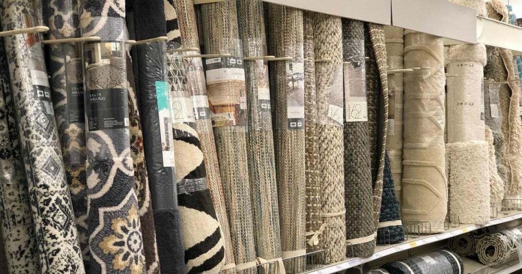 Target rug sale