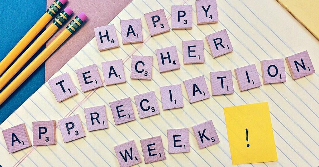 Teacher Appreciation Week deals