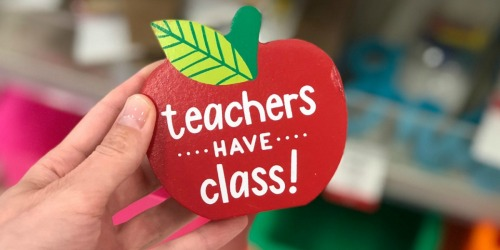 Michaels Teacher Event on July 19th (Refreshments, Crafts & More)