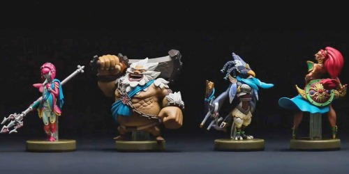 Best Buy: Pre-Order The Legend of Zelda: Breath of the Wild Nintendo Amiibo Figures Just $15.99