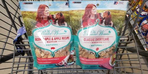 Over $2 Worth of New The Pioneer Woman Dog Treat Coupons