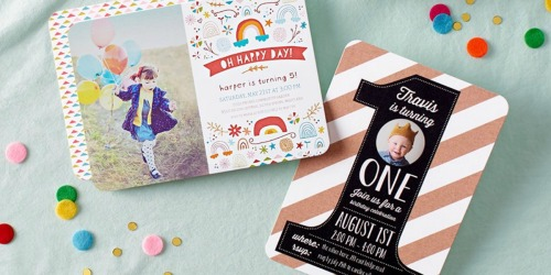 Free $30 Off $30+ Tiny Prints Purchase AND $25 Off $25+ Shutterfly Purchase (Check Inbox)