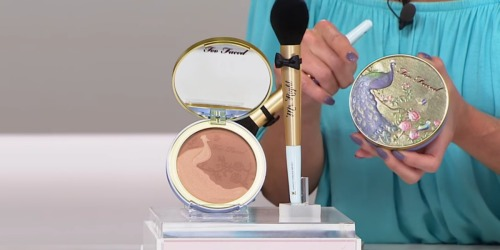 Too Faced Bronzer w/ Mr. Right Brush as Low as $30 Shipped (Regularly $70) + More
