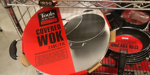 Tools of the Trade, T-Fal, or Victoria Cookware Only $9.99 After Macy's Rebate