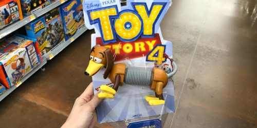 NEW Disney/Pixar Toy Story 4 Toys at Walmart