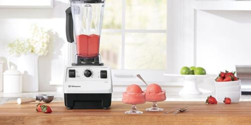 Vitamix Certified Reconditioned Next Generation Blender Only $279.95 Shipped (Regularly $440)