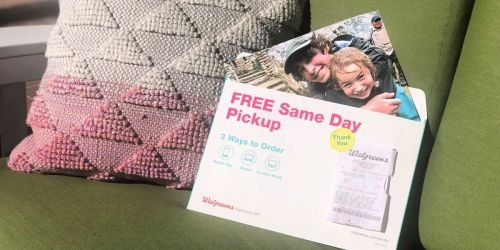 Free 8×10 Photo Print + Free In-Store Pickup at Walgreens