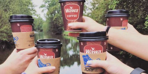 Free Hot or Iced Coffee for Wawa Rewards Members Each Tuesday in May