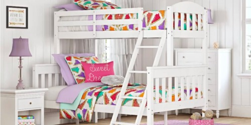 Wayfair Spring Black Friday Deals LIVE NOW – Over 50% Off Bunk Beds + Free Shipping