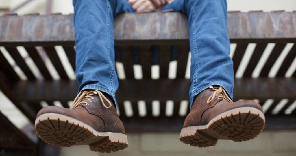 d2c818757bb Up to 60% Off Men's Work Boots at HomeDepot.com (Wolverine, DeWalt ...
