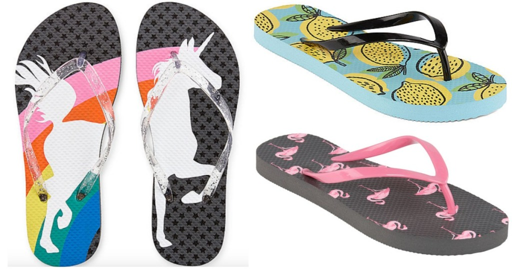 ab2262b0b7d3 Women s Mixit or Zori Flip-Flops Only  5  Codes cannot be used with this  item