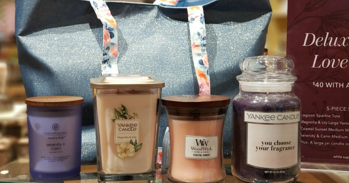 Poached Pear Flamb/é Yankee Candle Large 2-Wick Tumbler Scented Candle