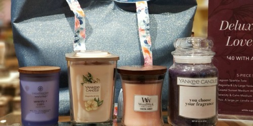 Yankee Candle Deals, Coupons, & Promo Codes to Save Money