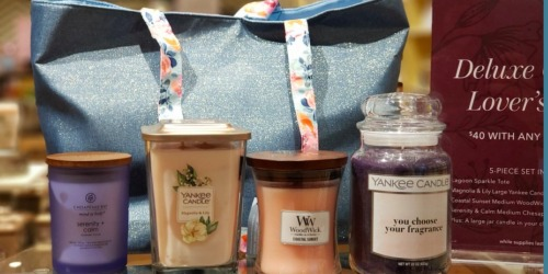 Over $170 Worth of Yankee Candle Items Under $75 Shipped (Great Gift Idea)