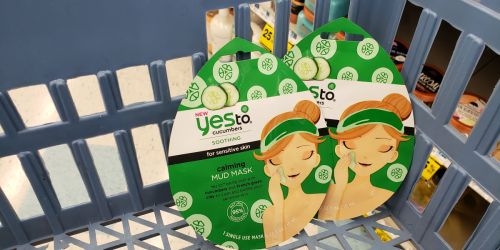 Two Yes To Masks Only $1.18 for BOTH After Rite Aid Rewards ($6 Value)