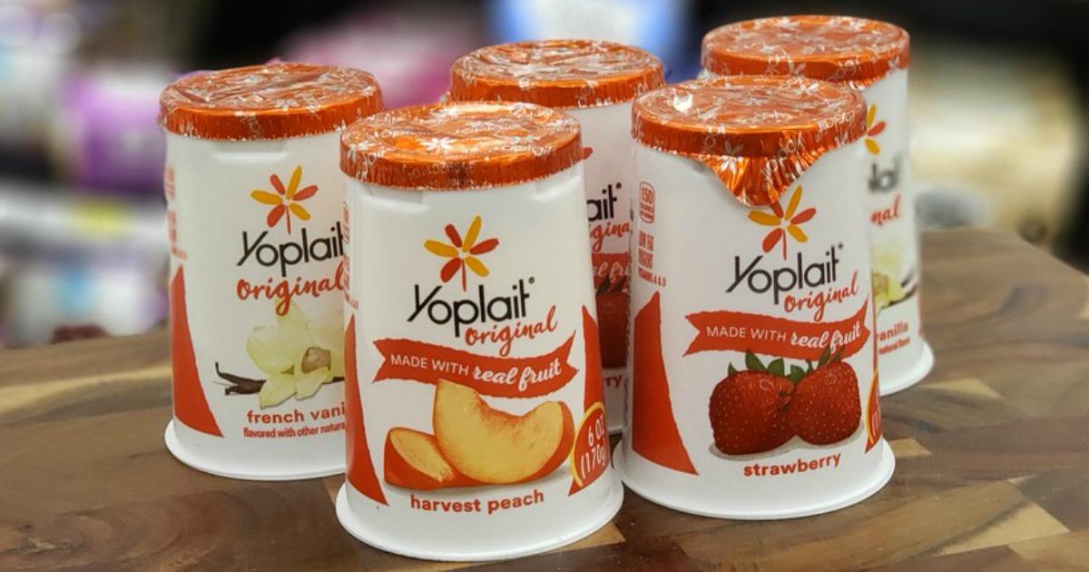 yoplait yogurt cups