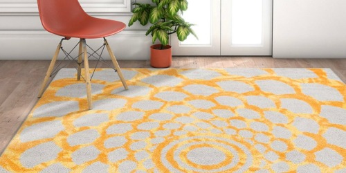 8×10 Area Rugs Only $91.78 Shipped (Regularly $200+)
