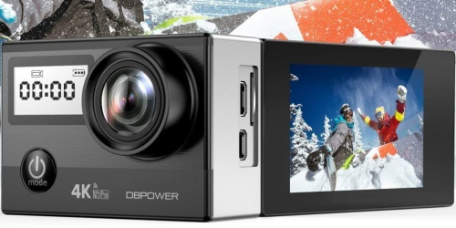Amazon: WiFi Action Sports Camera Only $35.99 Shipped