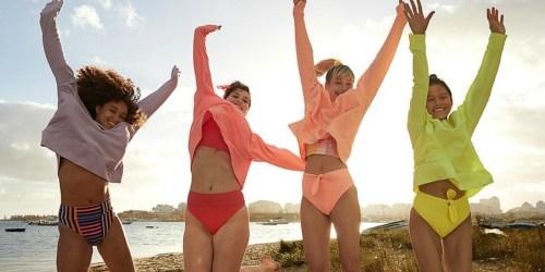 Buy 1, Get 1 FREE Aerie Bikini Tops & Bottoms + FREE Shipping