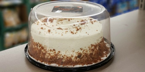 Double Layer Carrot Cake Just $7.99 at ALDI