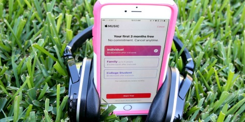 FREE 3-Month Apple Music Subscription | Access Over 60 Million Songs w/ NO Ads