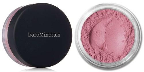 bareMinerals Loose Powder Blush Just $6 on Amazon