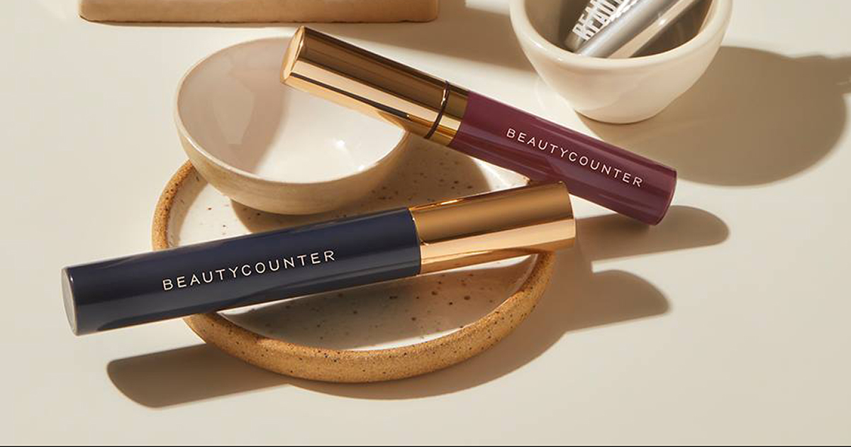 beauty counter mascara tubes