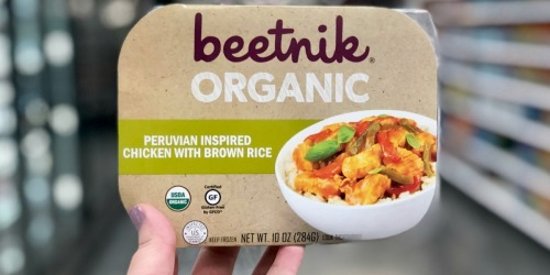 60% Off Beetnik Frozen Meals at Target (Organic & Gluten-Free)