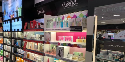 Over $616 Worth of Clinique Cosmetics & Skincare Just $89 Shipped