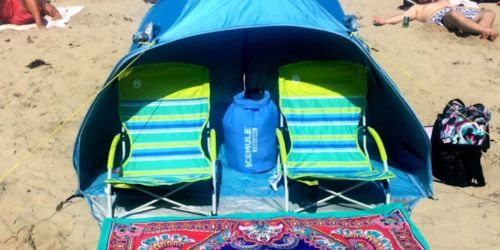 Coleman Utopia Breeze Beach Sling Chair Only $26.99 Shipped