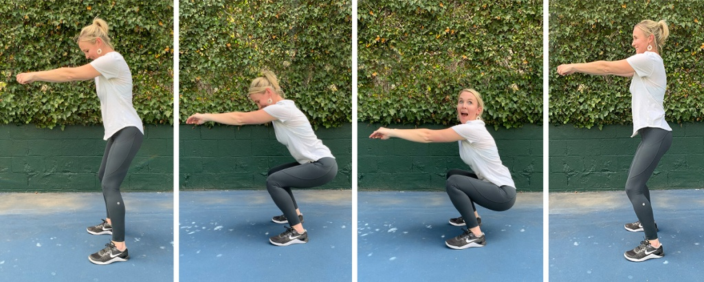How To Do Perfect Squats (PLUS Our 30-Day 100 Squat Challenge)