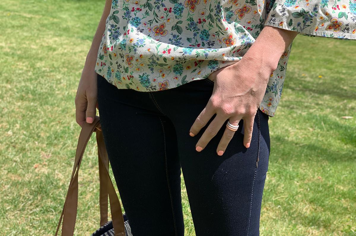 walmart wednesday — collin wearing no bounderies skinny jeans