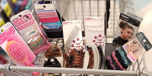 Up to 75% Off Conair & Scunci Hair Accessories After Rite Aid Rewards (In-Store & Online)