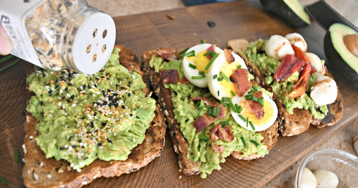 making gourmet avocado toast recipes at home 3 different ways