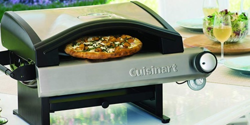 Cuisinart Portable Outdoor Pizza Oven Just $99.99 (Regularly $250)