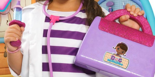 Amazon: Doc McStuffins Doctor's Bag Set Only $6.58 (Regularly $20)