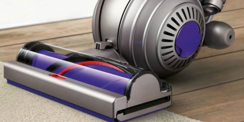 Dyson Small Ball Upright Vacuum Cleaner Only $219 Shipped (Regularly $399) at Home Depot
