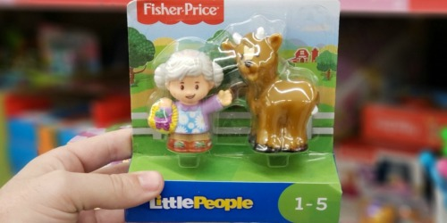 Fisher-Price Little People 2-Pack Figures Only $4.99 at ALDI