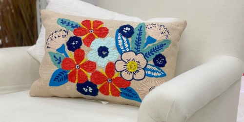 9 Favorite Target Throw Pillows (Magnolia, Opalhouse, & More!)
