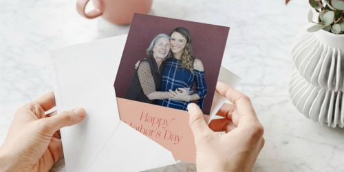 Free Customized Mother's Day Card + FREE Delivery