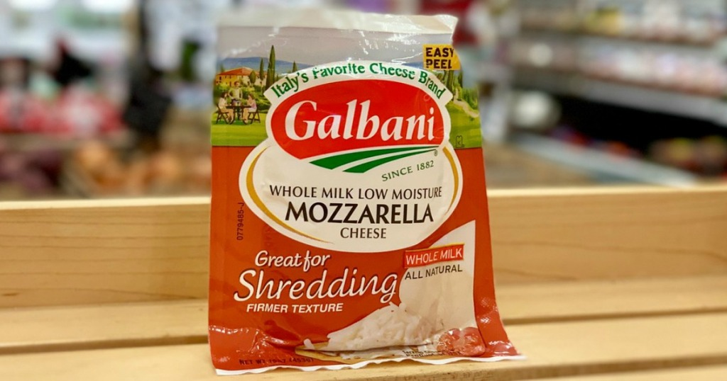 galbani mozzarella cheese at target