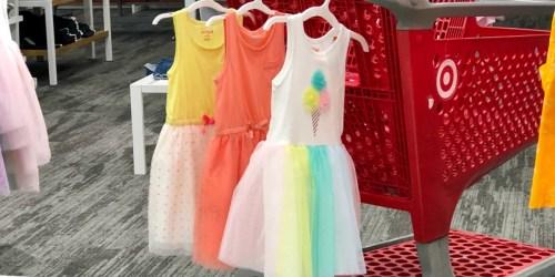 Kids Easter Dress Apparel as Low as $6 at Target (In-Store & Online)