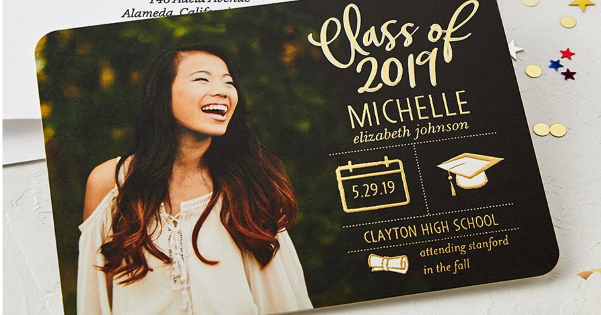 shutterfly graduation announcements coupon