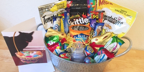 How a Reader Created This $44 Easter Basket for Under $2!