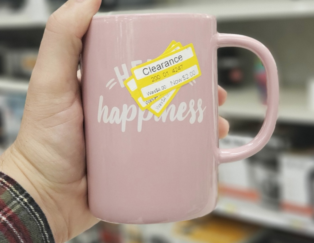 Up to 70% Off Mugs at Target - Hip2Save