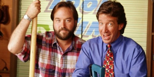 Home Improvement Starring Tim Allen Now Streaming on HULU (Over 200 Episodes)