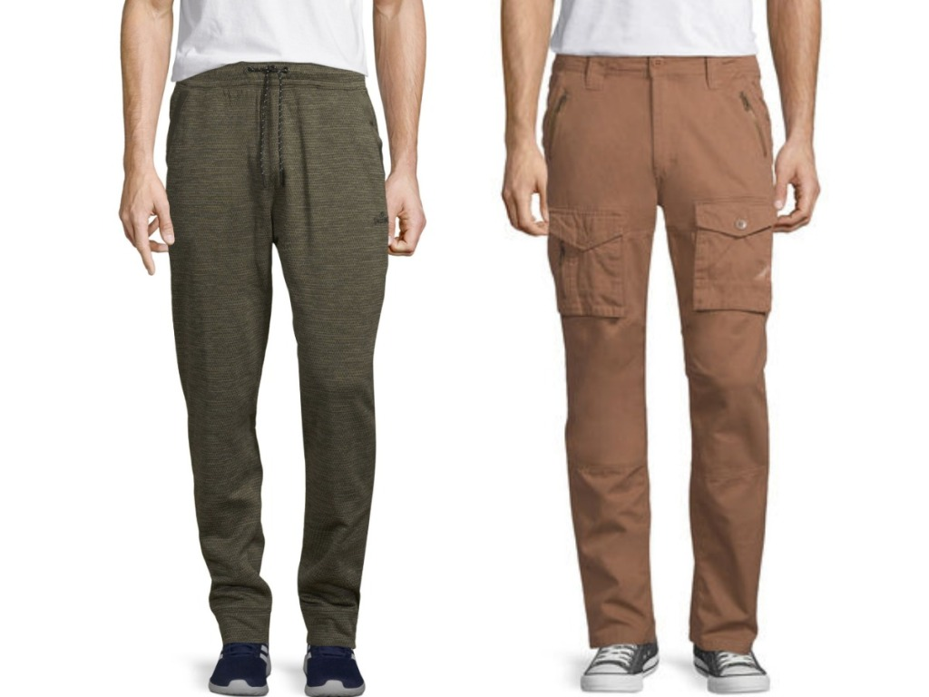 fae8127514c Men s Pants as low as  8.99 (regularly  45) Use promo code MPB330 (up to  30% off) Final cost as low as  6.74!
