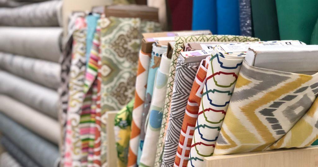 fabric at joann fabric
